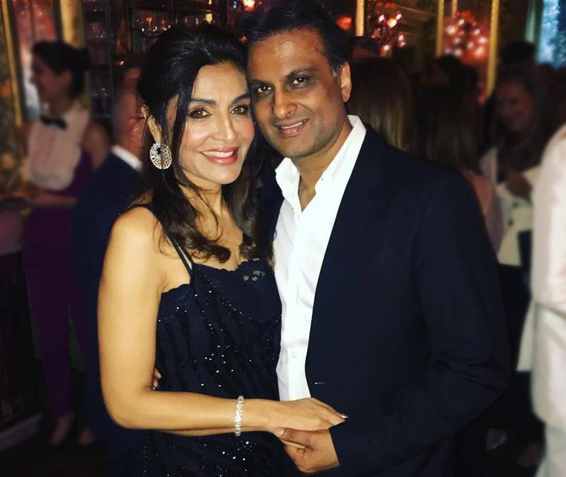 Queenie Singh and Rishi Sethia