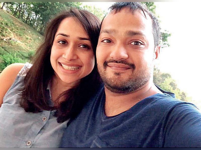 Annanya Kejriwal and Naivedya Agarwal