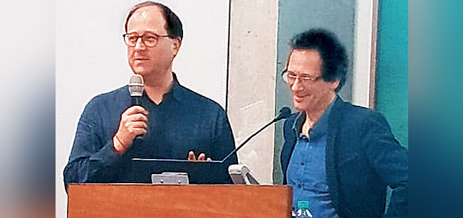 Patrick French and Christophe Jaffrelot