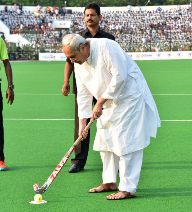 our national game hockey