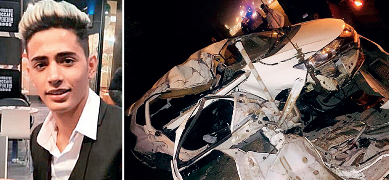 Youtube Blogger Danish Zehen Of Ace Of Space Fame Dies In Car Crash