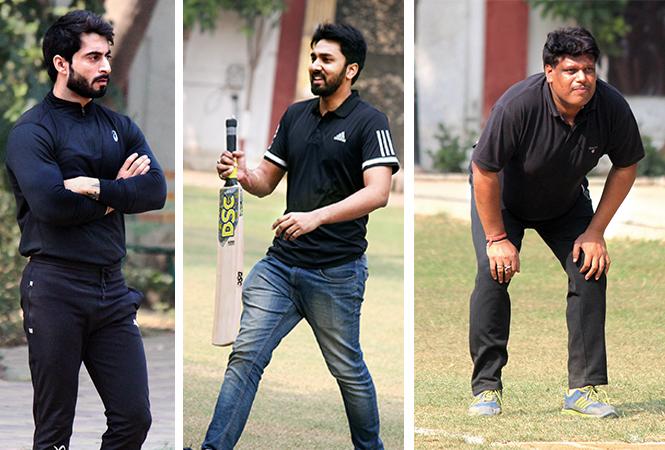 Hani, Harshit and Kishan (BCCL/ Arvind Kumar)