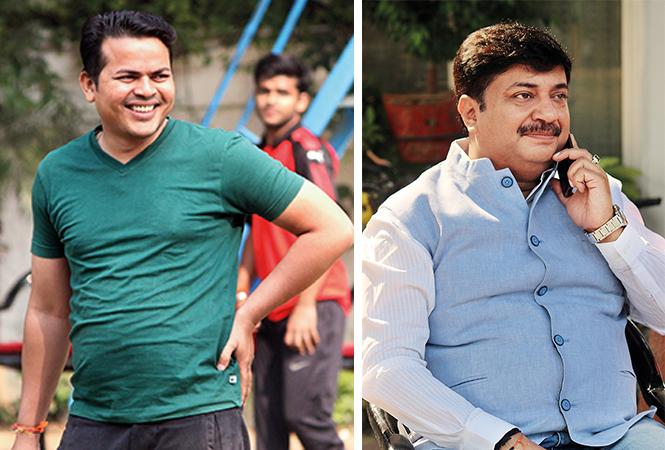 Sovin and Uday (BCCL/ Arvind Kumar)