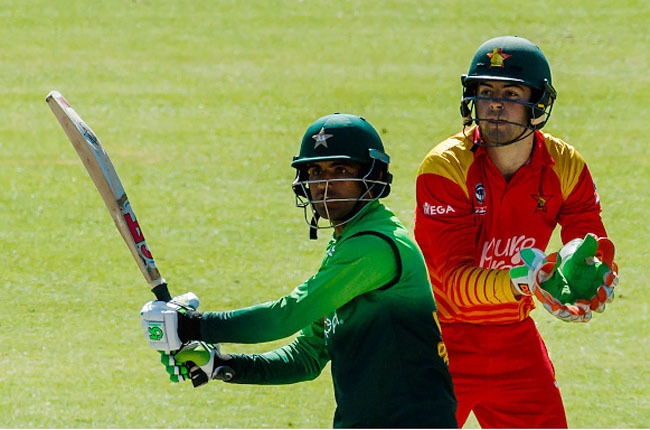 Fakhar Zaman Getty Images