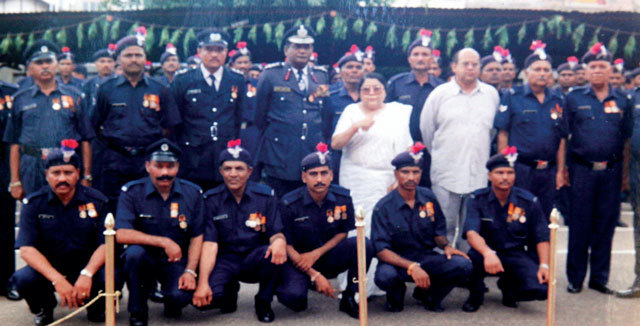 Dadubha's fight has brought hope to other 11 heroes of the city, recognised by the late President of India APJ Abdul Kalam for their valour in the line of duty and awarded the gallantry medal in 2003. The team had rescued 16 people trapped inside a hotel in Shahibaug during 2002 riots