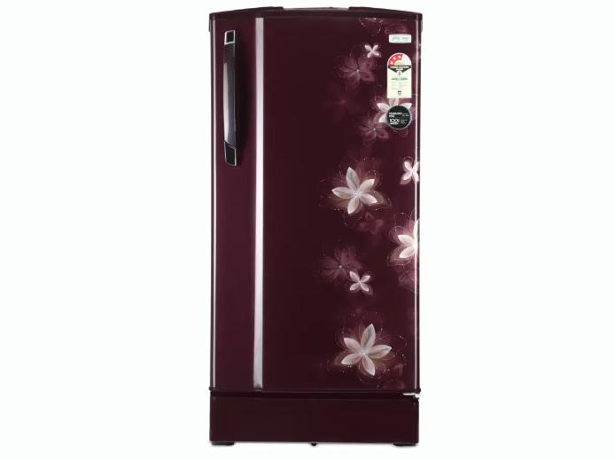 Godrej Direct Cool Single Door Refrigerator (Galaxy Wine, R D 1853 PM 3.2 GXY WIN)