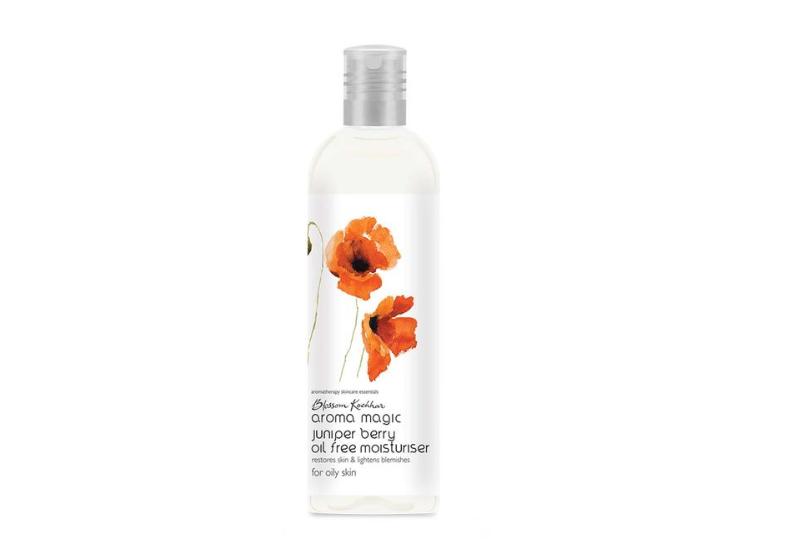 Blossom Kochar Aroma Magic Juniper Berry oil free moisturiser
