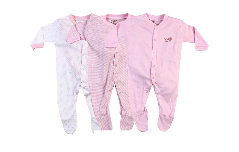 BUMZEE Full Sleeve Cotton Romper