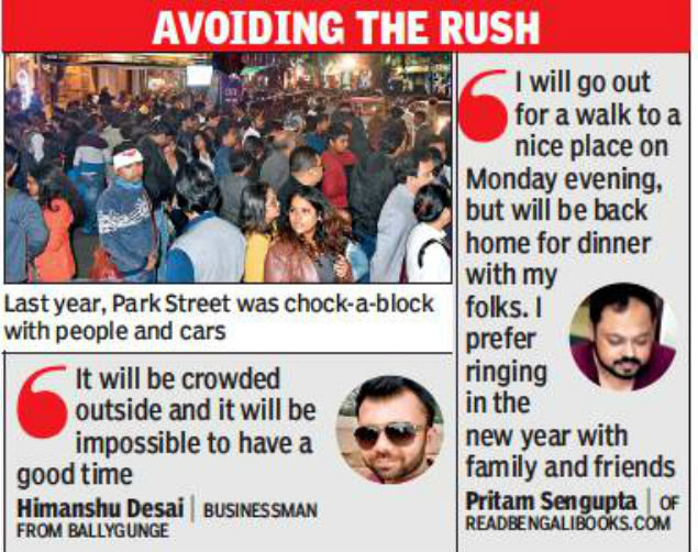 New Year party in Kolkata: House parties find favour in