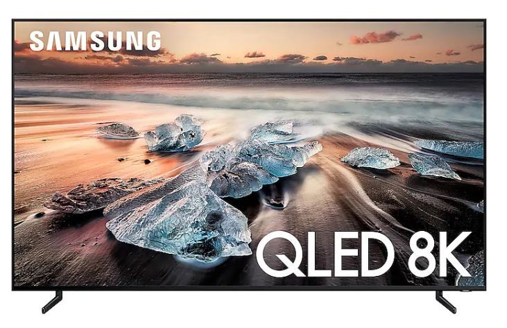 Samsung Q900 QLED 8K TV