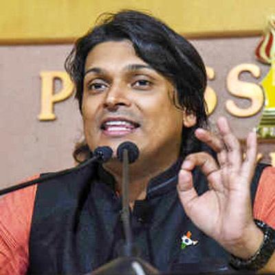 Rahul Easwar Pic