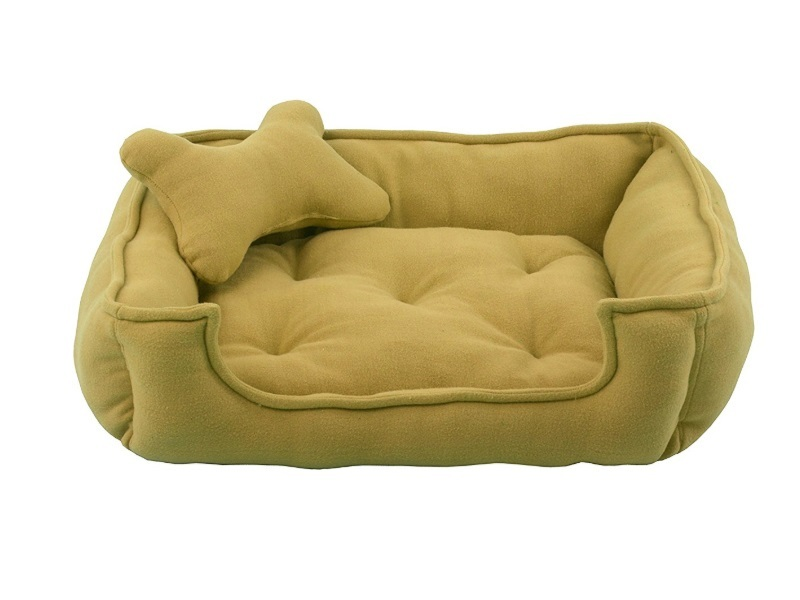 Fluffy's Luxurious Reversible Dog and Cat Bed