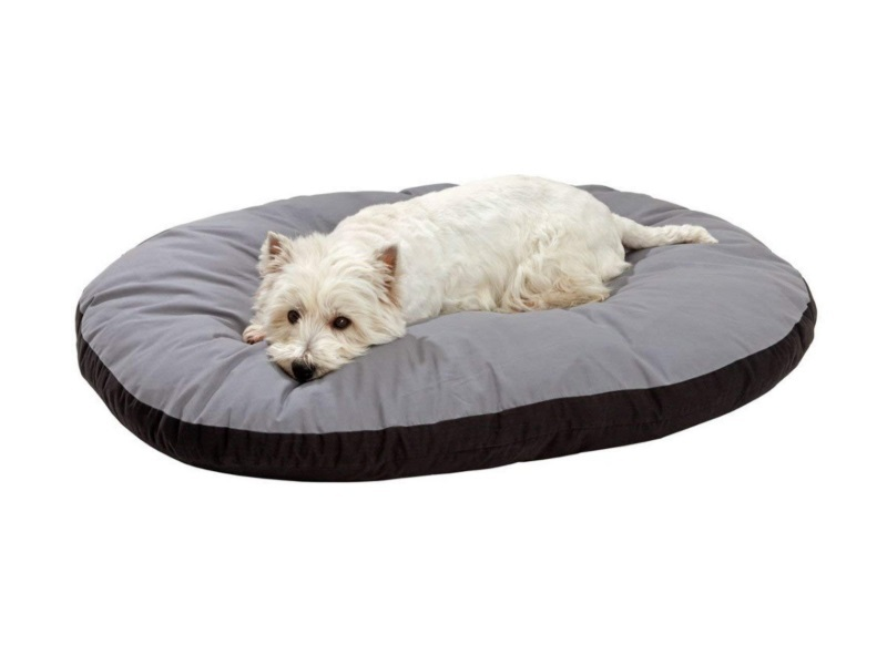 Petitude Reversible Dual Velvet Bed for Dog and Cat