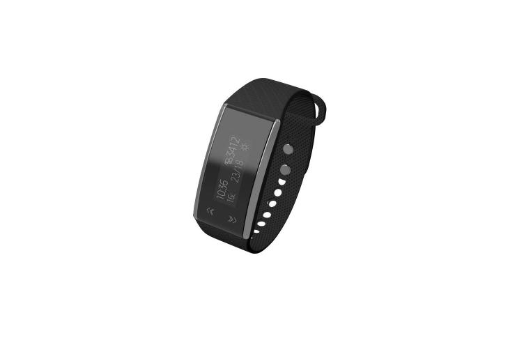 Fastrack Reflex Wav Digital Black Dial Unisex Watch