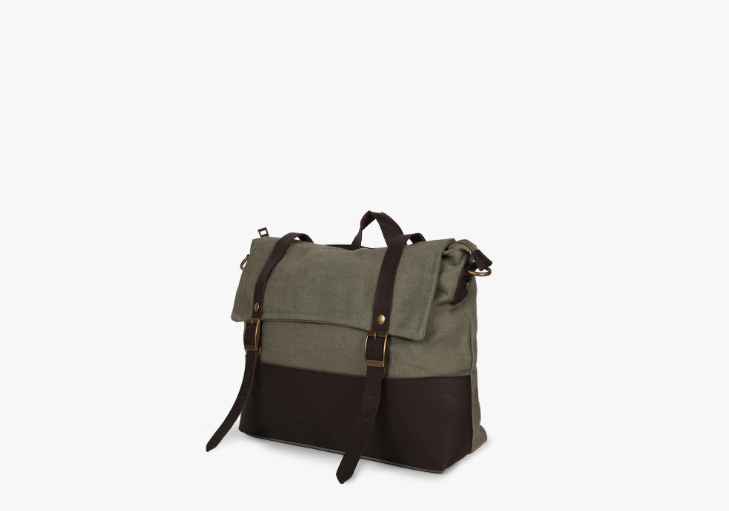 b6b8935bf691 The best of canvas-made laptop bags for men