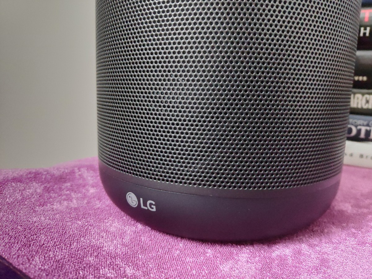 lg wk7 review: LG X-Boom AI ThinQ WK7 review: A smart start