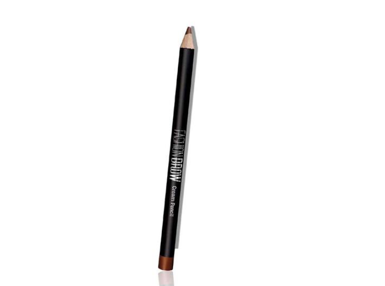 Maybelline New York Fashion Brow Cream Pencil, Brown