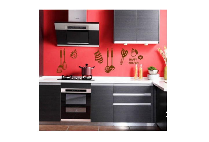Stylish Kitchen Wall Sticker