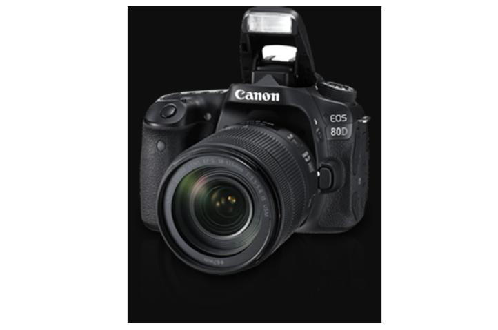Canon EOS 80D Kit for Rs 6,356 Paytm Cashback