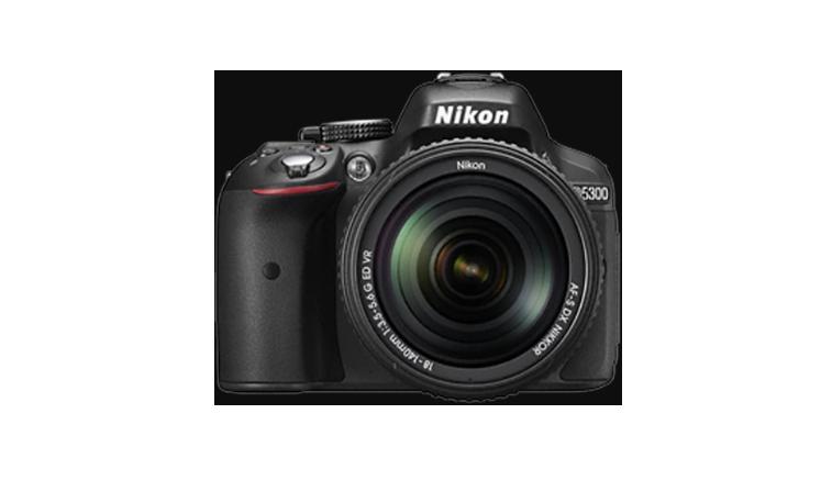 Nikon D5300 Kit for Paytm cashback of Rs 3,496