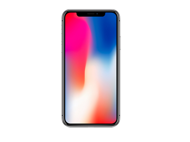 Apple iPhone X 64 GB Space Grey at 10% off and Rs 4,125 cashback