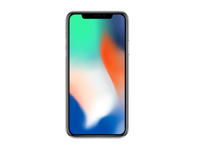 Apple iPhone X 64GB Silver at 10% off and cashback of Rs 4,130