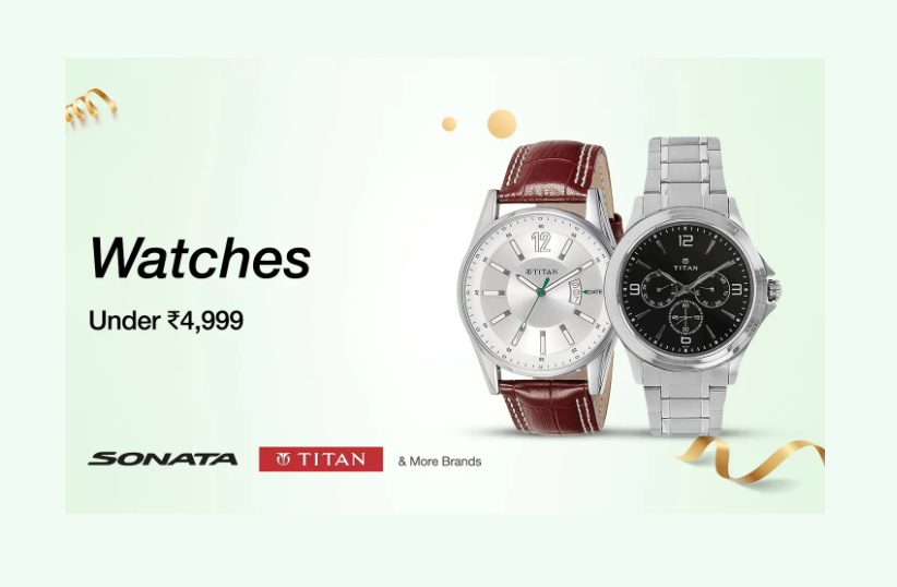 Watches under Rs 4,499