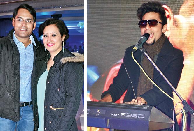 (L) Rajneesh and Shweta (R) Nikhil (BCCL/ IB Singh)
