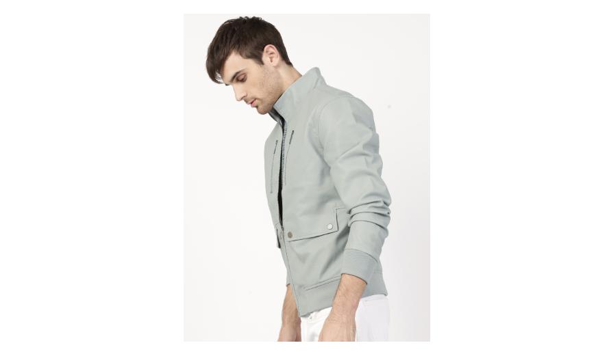 A smart jacket
