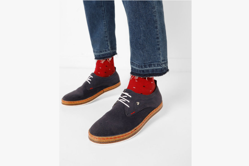 Prim and proper shoes