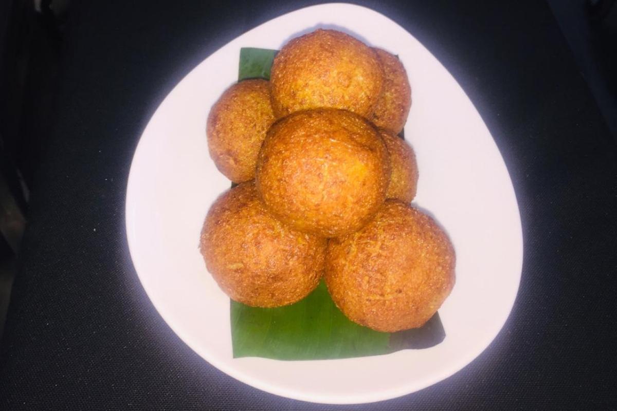 Bharela Aloo Gola