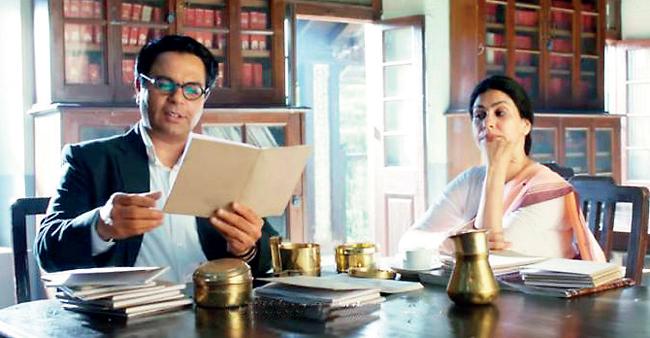 A still from Bhai—Vyakti Ki Valli starring actor Sagar Deshmukh