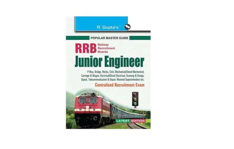 RRB - Junior Engineer Centralised Recruitment Exam Guide by R Gupta