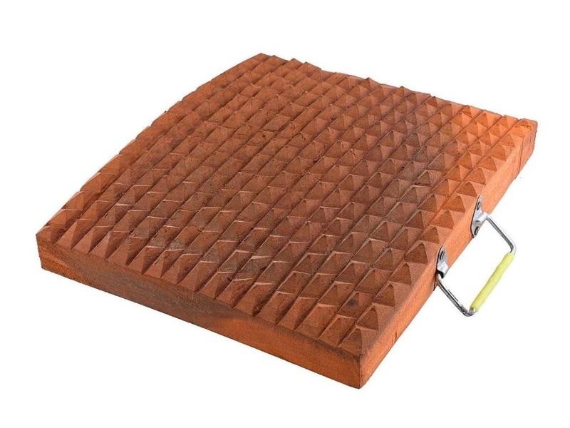Acupressure Wooden Mat