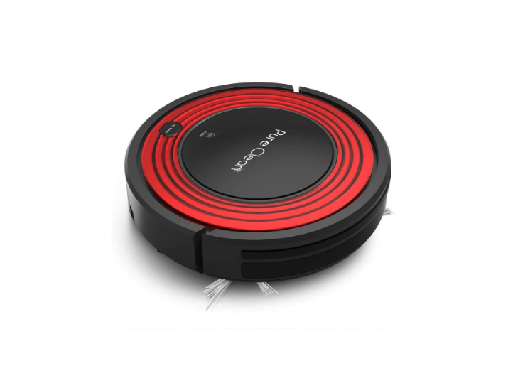 PureClean PUCRC95 Automatic Programmable Robot Vacuum Cleaner