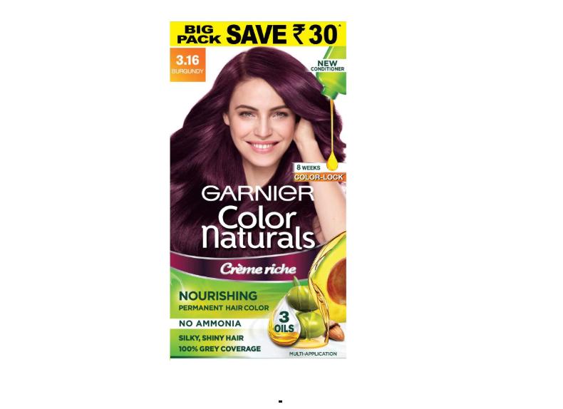Garnier Color Naturals Cream Hair Color Shade3.16