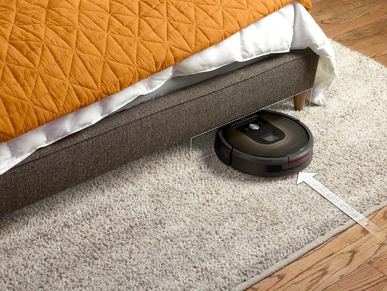 Corner cleaning effectiveness of Robot Vacuum Cleaners