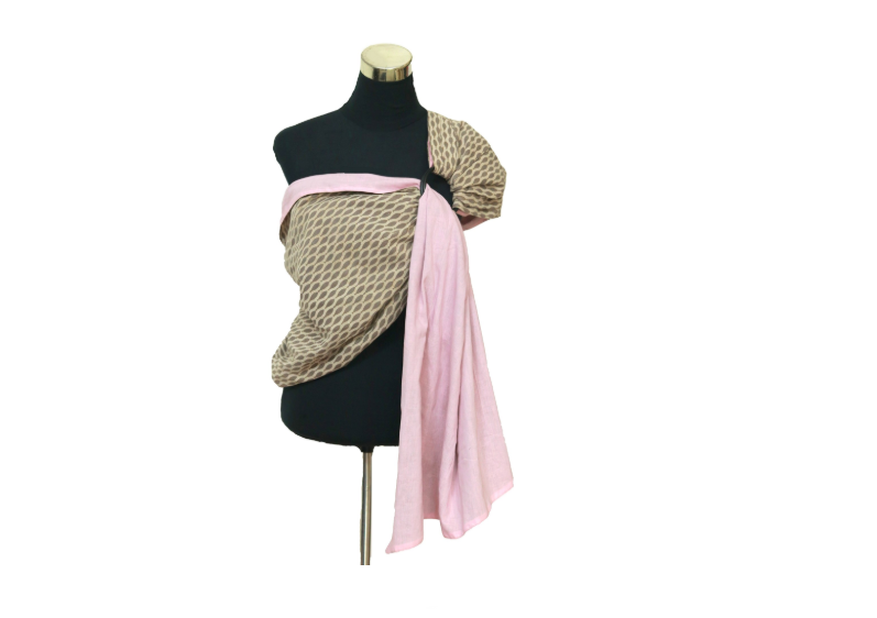Cookiie Cotton Ring Sling Double Layer