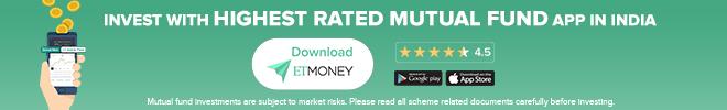 ETMONEY highest rated app banner