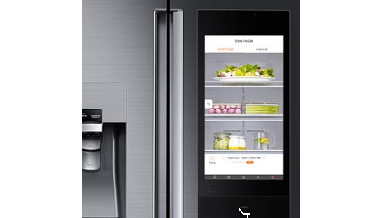 Manage and prepare food with help of your refrigerator