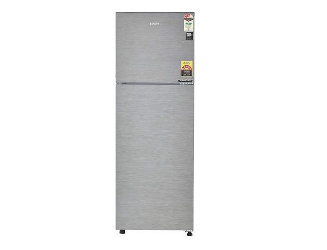 Haier 258 L 3 Star Frost Free Double Door Refrigerator