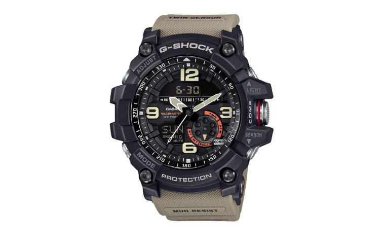 Casio G-Shock GG-1000-1A5DR (G661) Analog-Digital Watch for Men