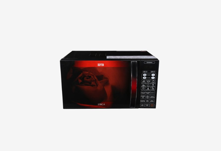 IFB 23BC4 23L Convection Microwave Oven (Black) at 35% off