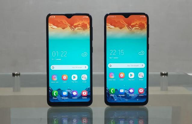 Samsung Galaxy M10 launch