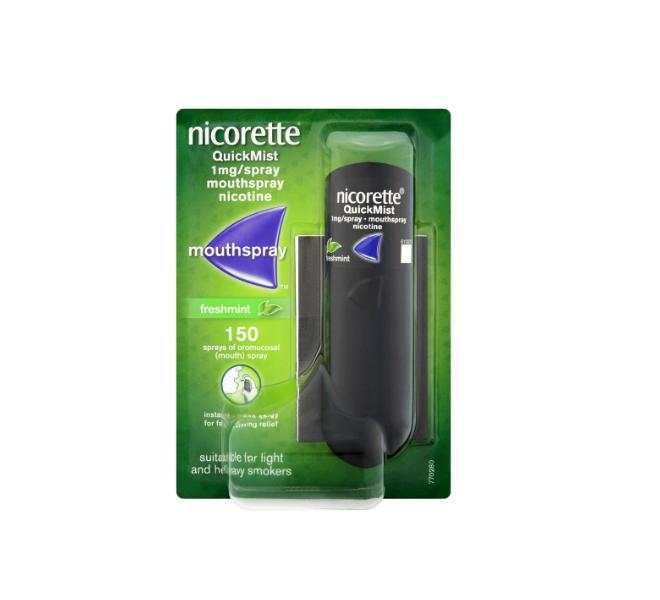 Nicorette Quickmist Mouthspray