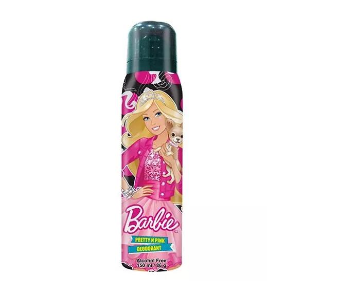 Barbie Deodorant Pretty N Pink
