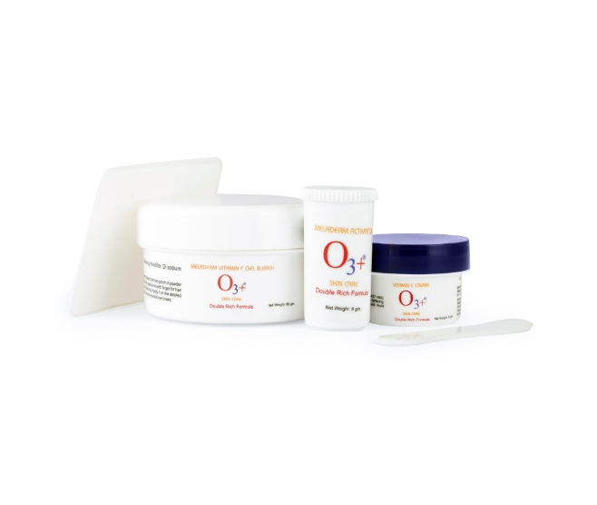 O3+ Face Bleaching Cream
