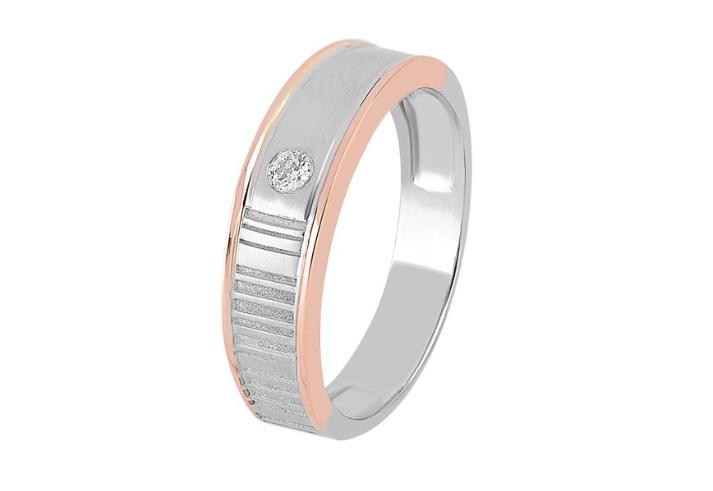 ORRA Platinum Ring For Him