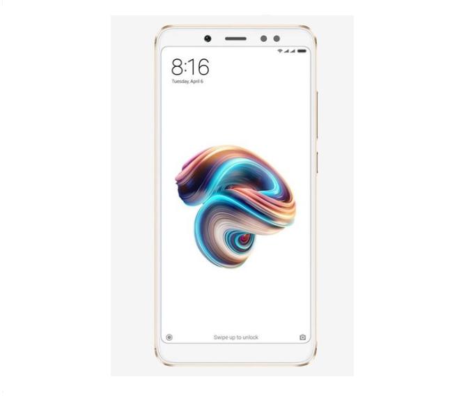 27% off on Xiaomi Redmi Note 5 Pro 64 GB (Gold)