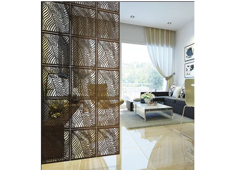 Tropical Room Divider for nature lovers